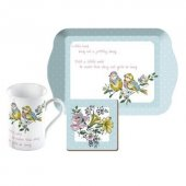 Set pentru ceai - KA Bird Song Tea Time