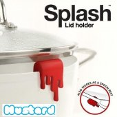 Suport capac oala - Splash Style Lid Holder