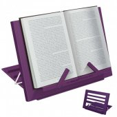 Suport carte - The Brilliant Reading Rest - Aubergine