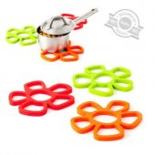 Suport oale fierbinti - Trivet Daisy Magnetic Silicone