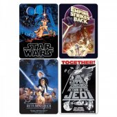 Coaster- Star Wars Film Posters Coaster