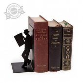 Suport raft carti - The Reader Bookend