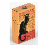 Tabachera metalica - Chat Noir Drouot