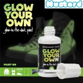 Vopsea fosforescenta - Glow Your Own Permanent In The Dark Paint